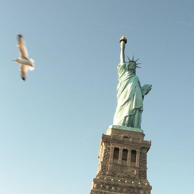 Happy Independence Day to American friends! Enjoy the weekend! #4thofjuly #independenceday #america #usa #freedom #fireworks #vsco #july4th #fourthofjuly #4thofjulyweekend  #redwhiteandblue #saturday #julyfourth #july #happybirthdayamerica #happy4th #4th #vscocam #happyindependenceday#newyorkcity #newyork #statueofliberty #ny #libertyisland #july4th #weekend #liberty #vscogrid #sky #unitedstates