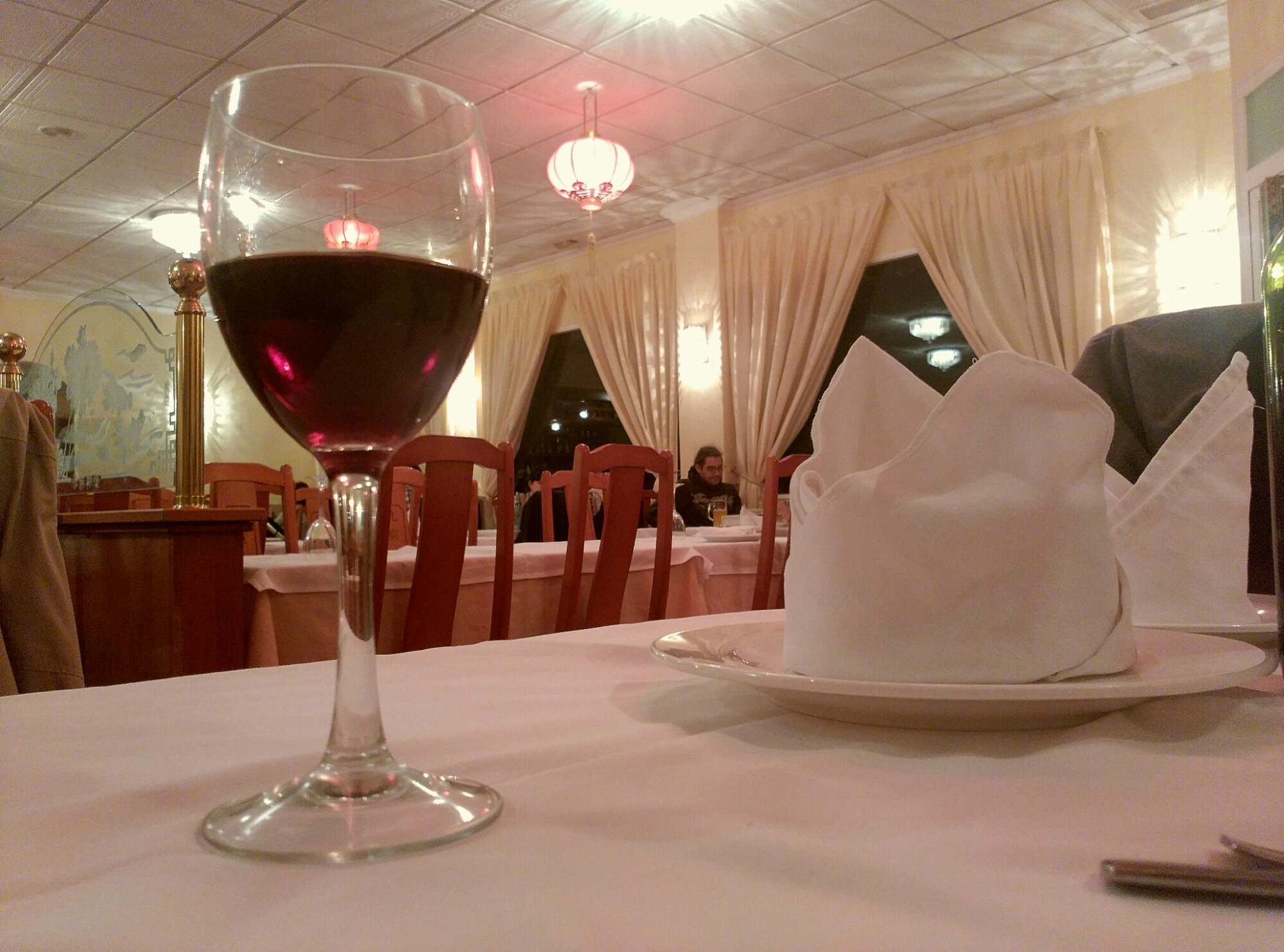 Restaurante Pato Pekin Interior